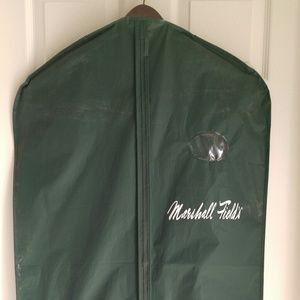 Marshall field's garment bag
